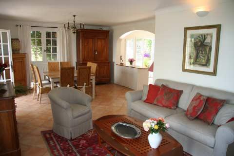 Villa le port d 39 attache chambres d 39 h tes - Chambre chez l habitant antibes ...