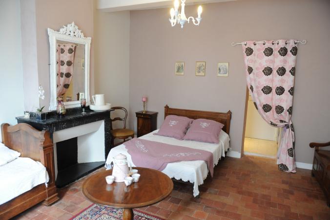 Chambre Fille Taupe Et Vieux Rose – Paihhi.com