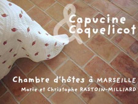 Capucine et Coquelicot
