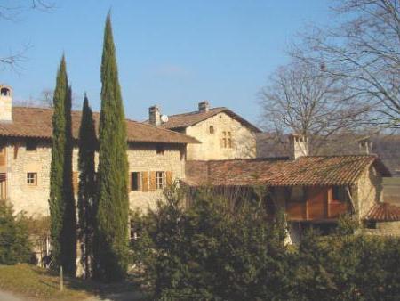 Maison forte de Clérivaux
