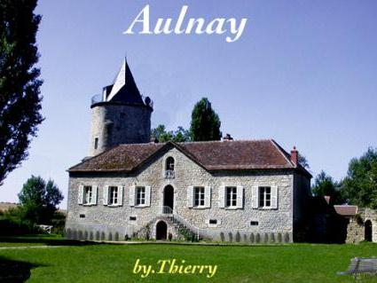 Château Fort d'Aulnay-sous-Boësses