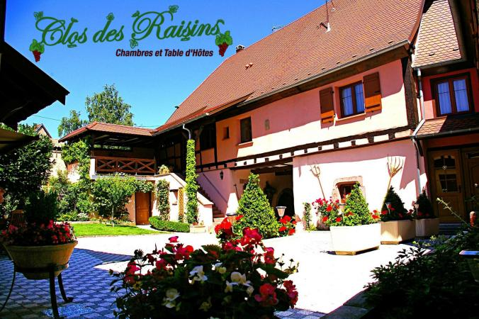 Le Clos des Raisins - Photo 1