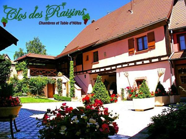 Le Clos des Raisins - Photo principale