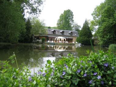 Le Moulin calme