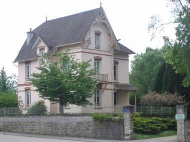 Villa des Glaïeuls